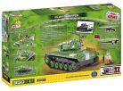 Cobi Malá armáda 2457 Tank M24 Chaffee 2