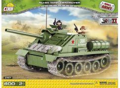 Cobi Malá armáda 2467 Samohybné dělo SU-85