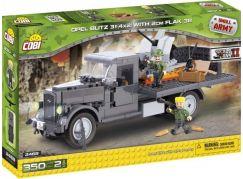 Cobi Malá armáda 2468 II WW Opel Blitz - Poškozený obal