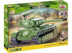 Cobi Malá armáda 2471 Tank M-26 Pershing