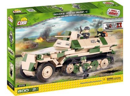 Cobi Malá armáda 2472 Sd.Kfz.251/10 Ausf. C