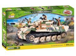 Cobi Malá armáda 2480 Tank PzKpfw VI Tiger II