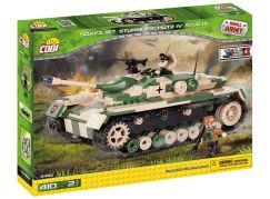 Cobi Malá armáda 2482 Sturmgeschutz IV