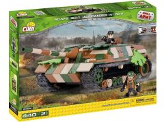 Cobi Malá armáda 2483 II WW Jadgpanzer IV
