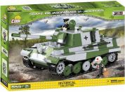 Cobi Malá armáda 2484 SD.KFZ. 186 Jagdpanzer VI Jagdtiger