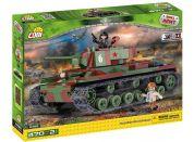 Cobi Malá armáda 2489 II WW KV-1