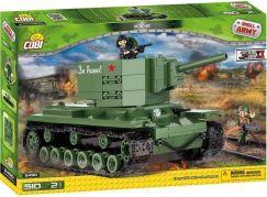 Cobi Malá armáda 2490 II WW KV-2