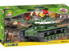 Cobi Malá armáda 2491 Tank II WW IS-2M