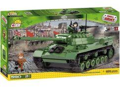 Cobi Malá armáda 2492 II WW IS-3