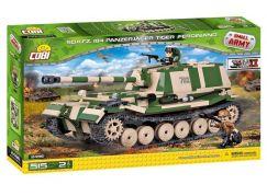 Cobi Malá armáda 2496 II WW Panzerjager Tiger SdKfz 184