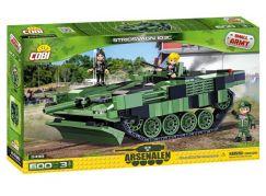 Cobi Malá armáda 2498 II WW Strv 103C S-tank