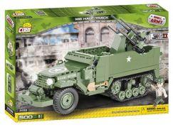 Cobi Malá armáda 2499 II WW Kolopásové vozidlo M16