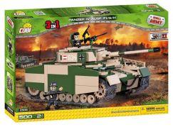 Cobi Malá armáda 2508 II WW PzKpfw IV Ausf (3 v 1)