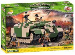 Cobi Malá armáda 2509 II WW Jagdpanzer IV