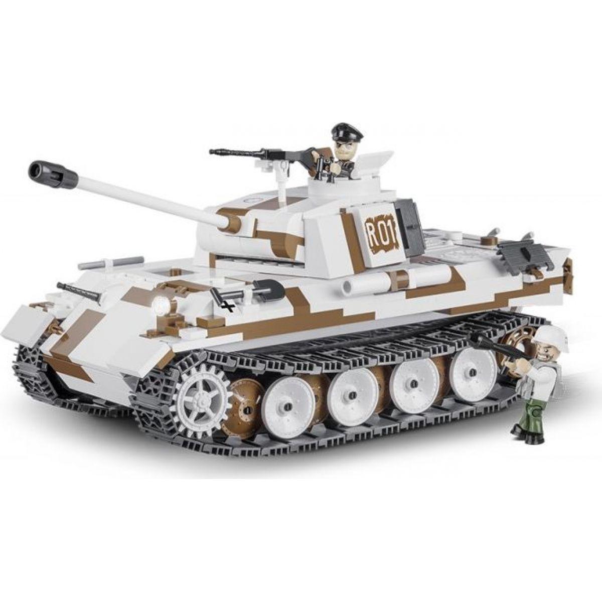 Cobi Malá armáda 2511 PzKpfw V Panther Ausf. A SdKfz 171