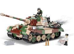 Cobi Malá armáda 2540 Malá armáda II. světová válka Panzer VI Tiger Ausf. B Konigstiger