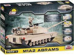 Cobi Malá armáda 2608 M1A2 Abrams