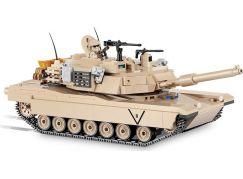 Cobi Malá armáda 2619 Abrams M1A2, 1:35