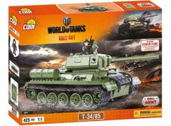 Cobi Malá armáda 3005 World of Tanks T-34/85