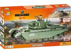 Cobi Malá armáda 3010 World of Tanks Centurion I