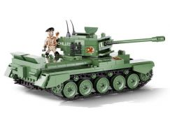 Cobi Malá armáda 3014 World of Tanks Tank A34 Comet