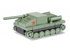 Cobi Malá armáda 3020 World of Tanks Nano Tank SU 85