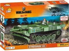 Cobi Malá armáda 3023 World of Tanks Stridsvagn 103