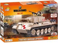 Cobi Malá armáda 3030 Panther Varšavské povstání