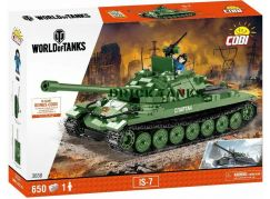Cobi Malá armáda 3038 World of Tanks Tank IS-7