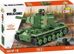 Cobi Malá armáda 3038 World of Tanks Tank KV-2