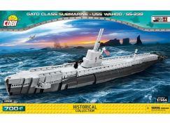 Cobi Malá armáda 4805 II WW Americká ponorka Gato USS Wahoo SS-238