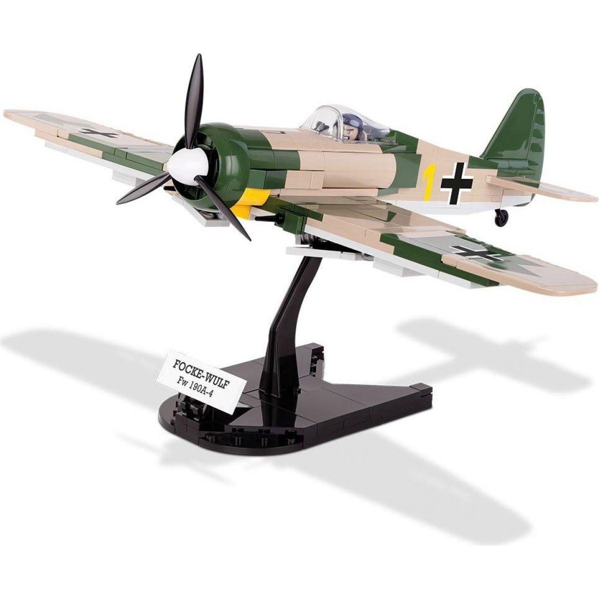 Cobi Malá armáda 5514 Focke-Wulf Fw 190 A4