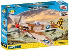 Cobi Malá armáda 5519 Curtiss P-40 Warhawk