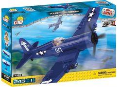 Cobi Malá armáda 5523 Vought F4U Corsair