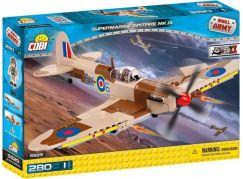 Cobi Malá armáda 5525 Supermarine Spitfire