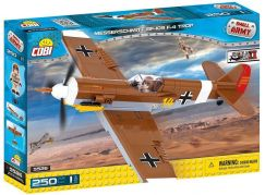 Cobi Malá armáda 5526 II WW Messerschmitt BF 109 F-4 Trop