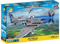 Cobi Malá armáda 5536 II WW P-51D Mustang