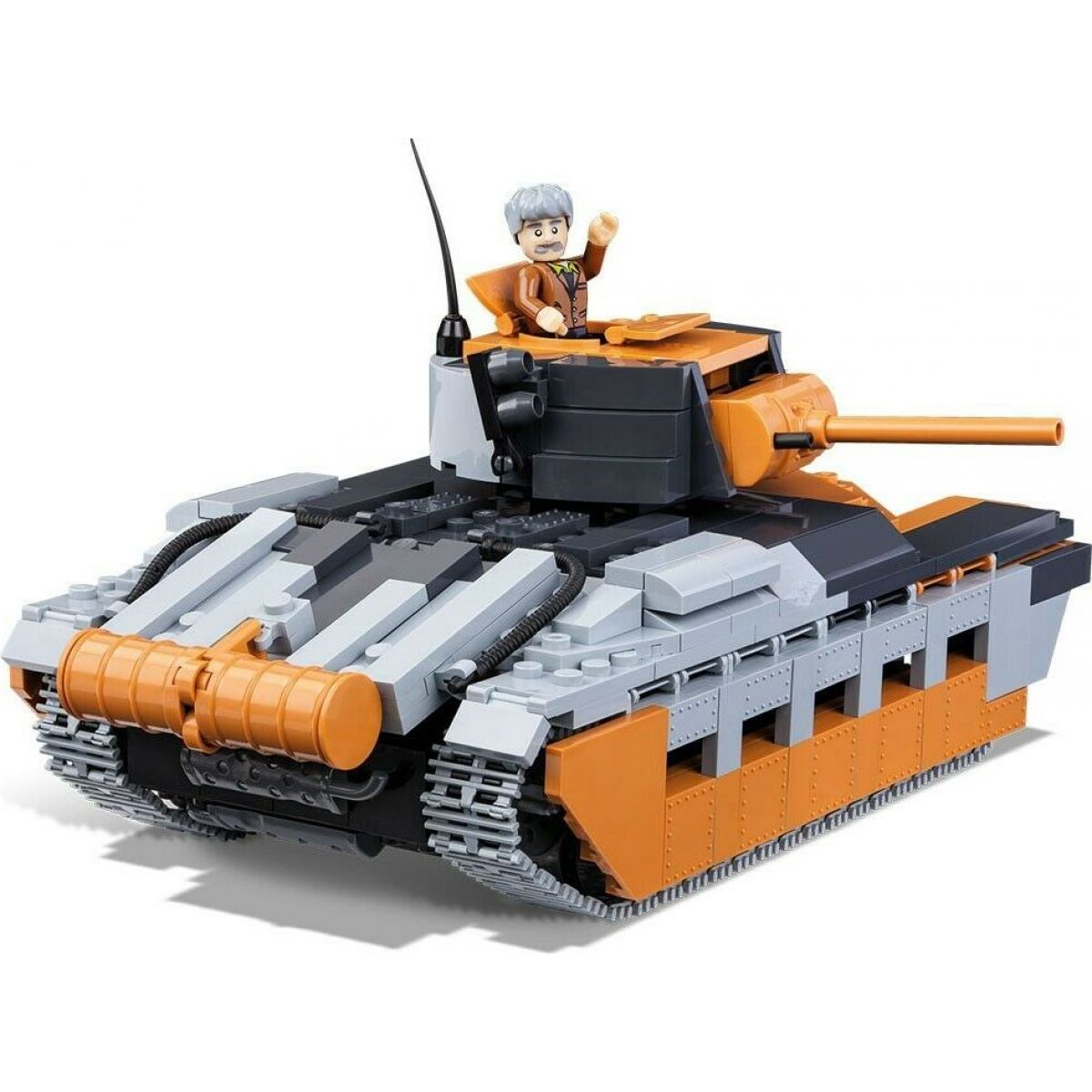 Cobi Malá armáda Tank A12 Matilda