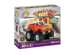 Cobi Monster Trux 20050 Red Rider