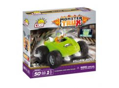Cobi Monster Trux 20051 Villain Rider