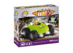 Cobi Monster Trux 20051 Villain Rider