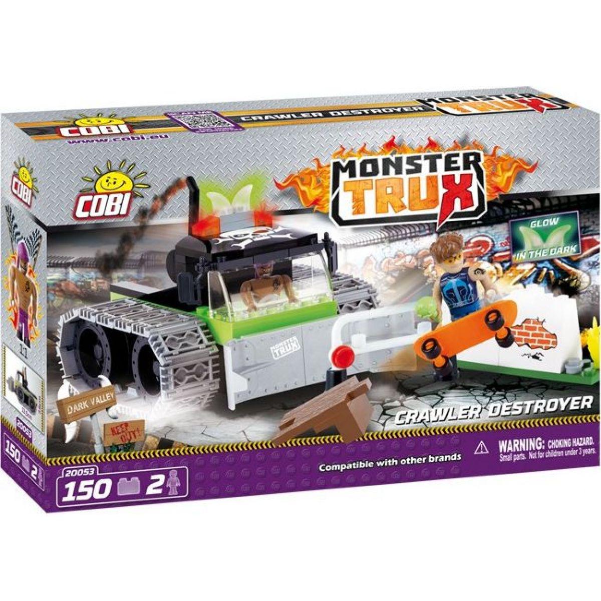Cobi Monster Trux 20053 Crawler Destroyer