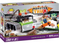 Cobi Monster Trux 20053 Crawler Destroyer