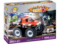 Cobi Monster Trux 20054 Big Red Monster