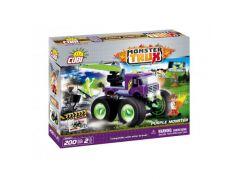 Cobi Monster Trux 20055 Purple Monster