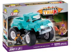 Cobi Monster Trux 20056 Iron Town Patrol