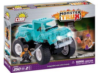 Cobi Monster Trux 20056 Iron Town Patrol