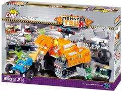 Cobi Monster Trux 20058 Dinobot