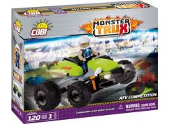 Cobi Monster Trux Závodní auto ATV Competition
