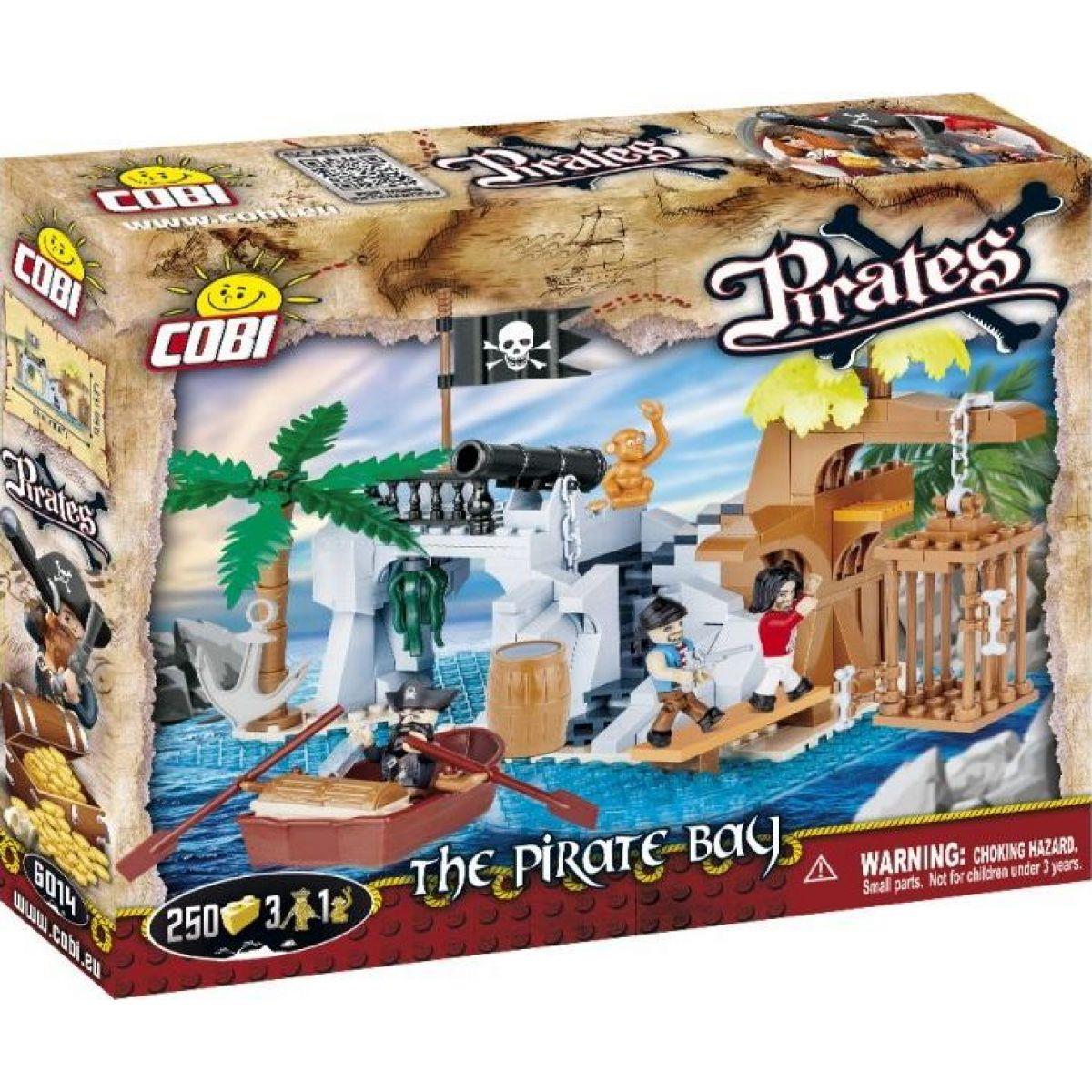 Cobi Piráti 6014 Pirátská zátoka